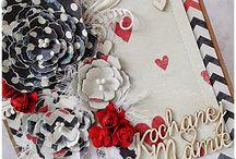 kartki ręcznie robione / Wykonane ręcznie kartki przygotowane z różnych okazji, wykonane z materiałów marki Papelia oraz innych produktów dostępnych w sklepie Craft Style