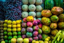 Fruit and Vegetables / Collecting beautiful pictures of fruit and vegetables