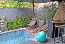 pileta patio