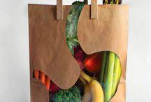 Bolsas para frutas y verduras