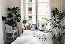 INSPIRATION: Bedrooms [Bohemian touch]