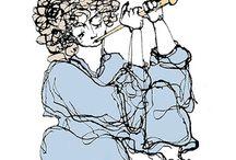Cartoon/Illustrations by Marilyn Weisberg