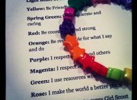 Girl Scout leader info / by Tiffany Sherwood
