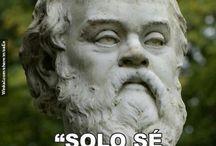 Plato(n) volador / Platón
