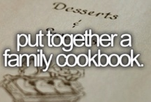 Cookbook / by Kathryn