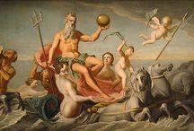 ΠΟΣΕΙΔΩΝΑΣ....POSEIDON..... / ΕΛΛΗΝΙΚΗ ΜΥΘΟΛΟΓΙΑ.....Greek mythology