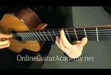 Classical Guitar Music / The classical guitar can explore the heights and depths of human emotion with its wide range of tonal qualities and dynamics. Classical guitar transcriptions of popular classics as well as standard pieces in the classical guitar repertoire are all included in this collection of music.