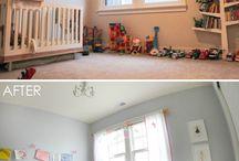 Zoe's Pottery Barn Kids Bedroom / by Jessica Shyba