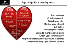 Healthy heart / Tips for a healthy heart