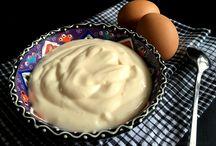 Hjemmelavet maionaise