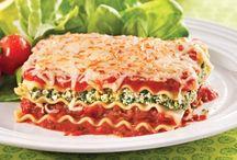 recettes de lasagne