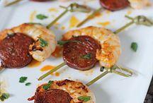 Appetizers / by Rachelle Balagot