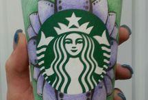 Starbucks / by Ariana Pierce
