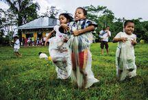 Green Blachère / Depuis 2008 l'entreprise vise à réduire son impact environnemental, par conséquent, l'ensemble de ces démarches ont permis de réduire 50% des émissions de carbone. Dans cet élan de développement durable, l'équipe éco solidaire de la société participe à une opération de reboisement au Pérou. Et depuis 2003, le directeur de l'entreprise Jean Paul Blachère entretient la création contemporaine africaine à travers ses artistes à la Fondation Blachère.             www.blachere-illumination.com/