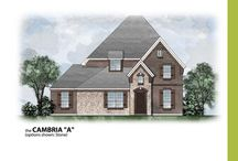 Drees Custom Homes - Cambria / Drees Custom Homes located in Viridian, Arlington Texas is offering the Cambria plan