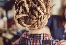 ways to tie up dreads