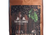 Two Volcanoes Coffee / Great Tasting Coffee Guaranteed - Cultivated, processed and packed in origin, all in Guatemala, guarantees the highest quality and best possible taste ever.
