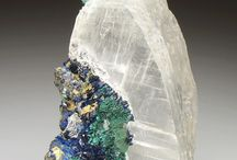 Gems & Stones  / by Hannah Mendenhall