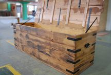 - KISTS, CHESTS & TROLLEYS -