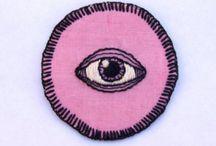 12patch 刺繍