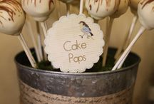 Shower me with love... / inspirations for baby showers and wedding showers / by Risa Martin