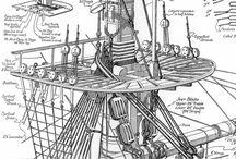 πλοια και ναυτικη τέχνη