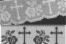 toalhas igreja