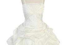 Wedding - Jr. Bridesmaid Dress