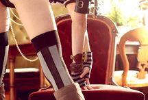cosplay girl and war girls