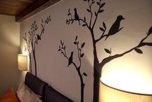 Decorazione pareti