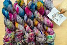 dreams of eclectic yarn