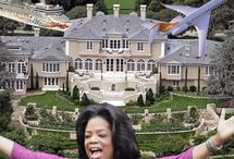"""Celebrity Homes, Cars, Planes & Toys!!⭐️⭐️ / I'm forever curious how celebrities live...what they drive and their """"toys"""".....so join me as we peek into their personal lives.  Happy pinning! / by Sandra Ferguson Raymond"""
