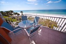 Sand Castle II 501 / Sand Castle II 501 is a beautiful Three Bedroom, Two Bath. Gulf Front, South Corner Condominium Unit with Large, Private Balcony. Come and stay here! http://bit.ly/Sand-Castle-II-501