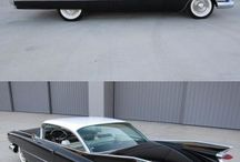 Classic Cars & Hot Cars / Classic cars and hot new ones