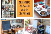 Organisation / How to keep your home tidy and your organised with children under foot
