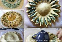 Savoury recipes / Spinach pie