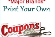 Coupon sites / by Patricia Haas