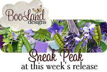 BooLand Designs Sneak Peaks