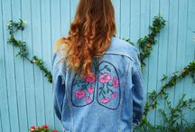 Inspiration for - denim jacket