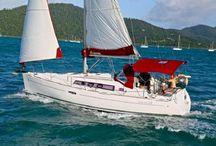 Beneteau 34 -Trinity reign. / Sailing monohull Whitsundays