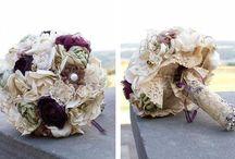 Bridal Bouquets / by MyFavoriteFlowers.com Olga Goddard