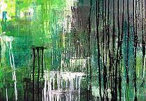 Blue&Green - malarstwo / Prace artysty