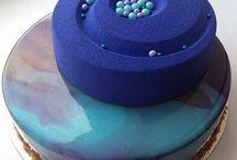Velour cake