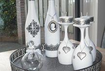 Üveg, váza