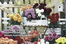Covers / The inspirational gardens featured on Lawn & Garden Retailer magazine covers.