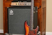 Basses, guitars & amps / Awesome guitar, basses and amps i would love to own.