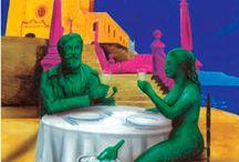 Gastronomia / Sitges tiene una gastronomía que pertenece a la tradición marinera. No obstante, nuestros antepasados ya elaboraban recetas sofisticadas con arroces y mariscos que todavía perduran. En BOOM Sitges encontrarás toda la información con las mejores opciones en gastronomía, tradicional o moderna http://www.boomsitges.com/22-restaurantes-sitges.html