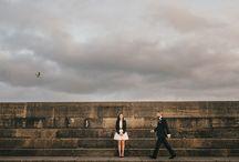 Artsy Wedding Photos