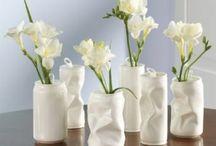 bloemenvazen maken