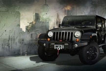 1-JEEPS / by Brian Dunn